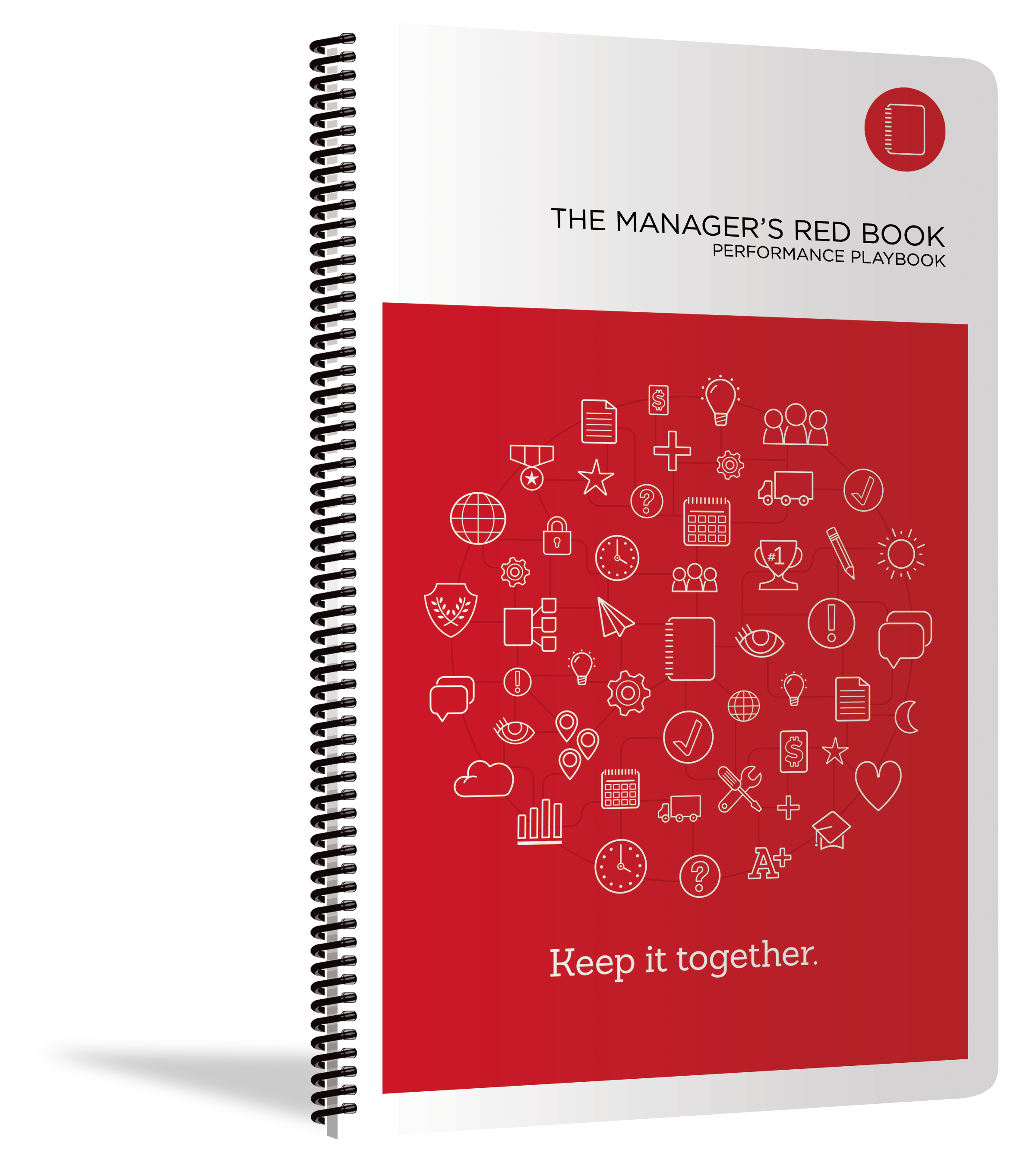 Manager's Red Book Cover